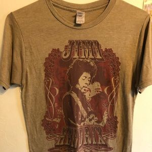 Other - Vintage 2006 Jimi Hendrix Men's T Shirt Size Small